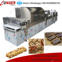High Efficiency Autotomatic Energy Bar Machine Fruit Bar Making Machine