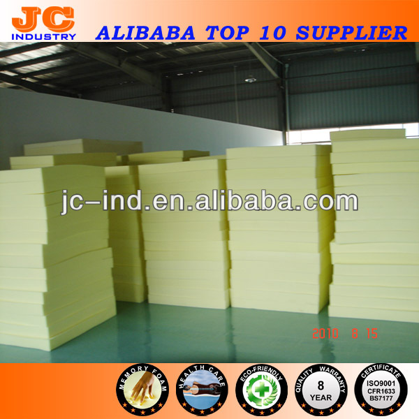 High Density Memory Foam Manufacture for Sale from China
