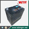 12V45AH Lead Acid Dry Charged Car Battery for Starting