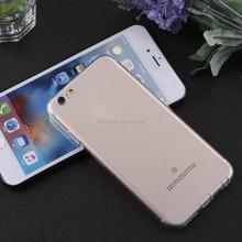 Universal best seller transparent mobile phone case for Iphone 6 6s tpu phone case