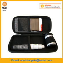 Diabetes carrying case, diabetes travel case, diabetes supply case
