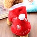 2017 new arrival dog coat, christmas design hoodie coat, pet apparel ugly christmas