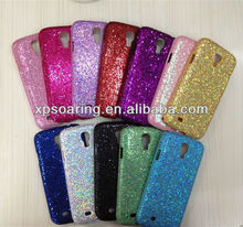 Glittering hard case plastic cover for Samsung Galaxy S4 I9500