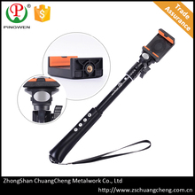 Monopod selfie stick bluetooth,mobile phone accessories