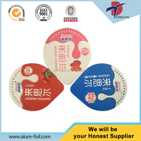 Wholesales Clear Plastic Container With Aluminum Foil Lids
