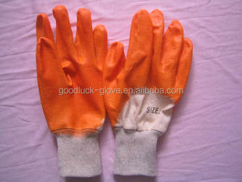 Special Hot Selling Industrial Nitrile Coated Safety Glove