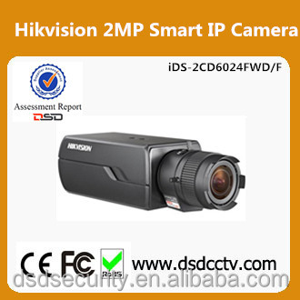 iDS-2CD6024FWD/F Hikvision 2MP Smart IP Camera Support face capture CCTV Camera