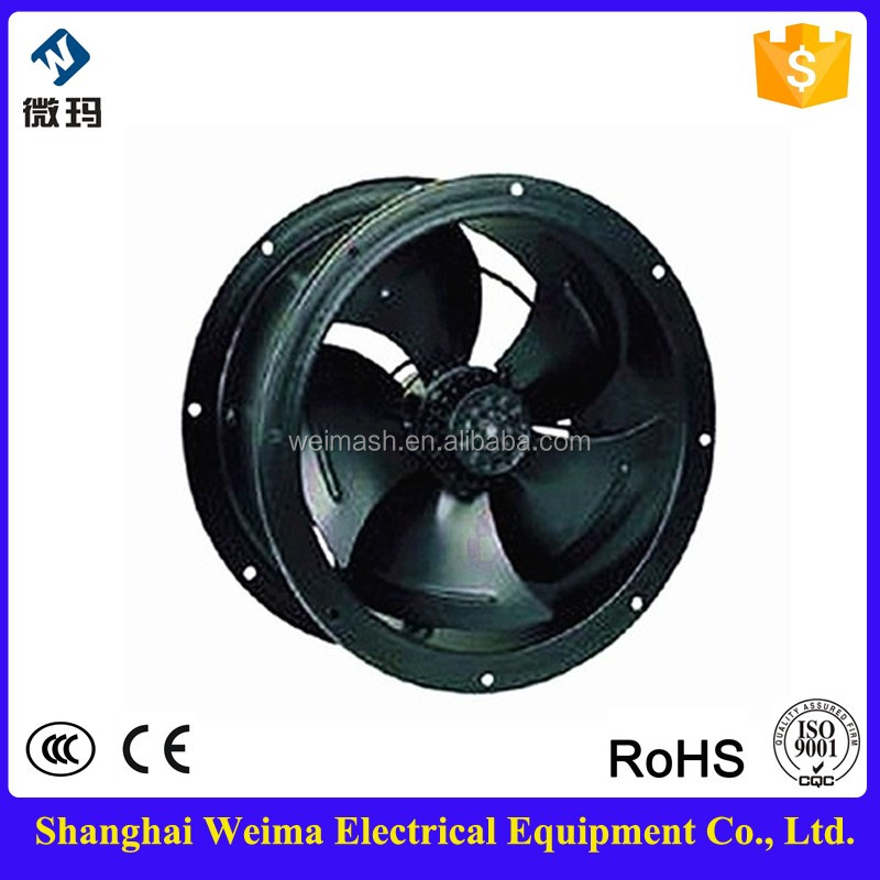 Good Price 400mm 220v Axial Fan Motor for Ventilating Equipment