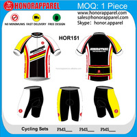 3D cutting International custom cycling jerseys ,outdoor cycling wear