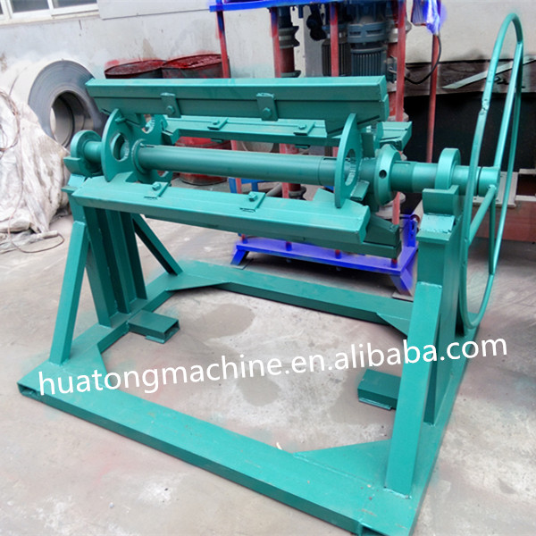Steel coil Manual Uncoiler