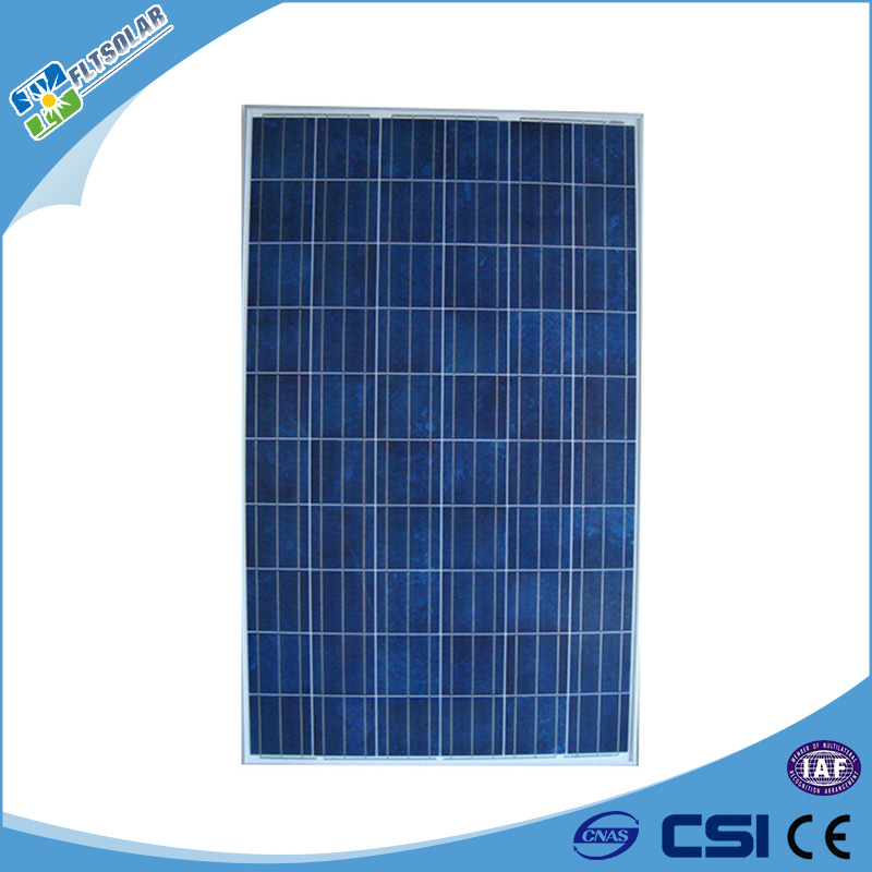 Poly solar panels cheap/best price from mainland China direct solar panel module 255w