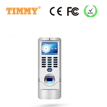 TIMMY TCP/IP Waterproof Metal Fingerprint and Card Door Access Control
