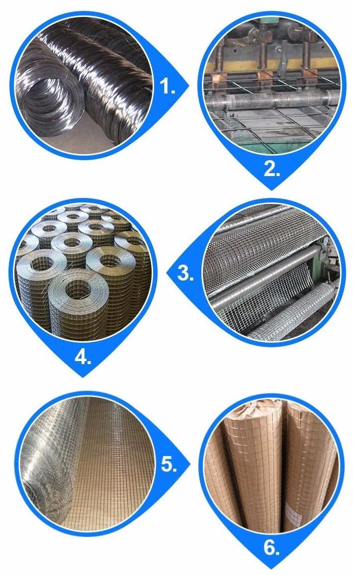 Verstärkte Typ 10x10 verstärken baustahlmatten-Eisendrahtnetz ...