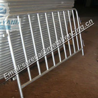 Good Price Galvanised Temporary Barrier Fence