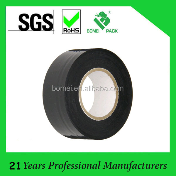 Black electrical PVC Insulation tape 19mm wide x 20 metres