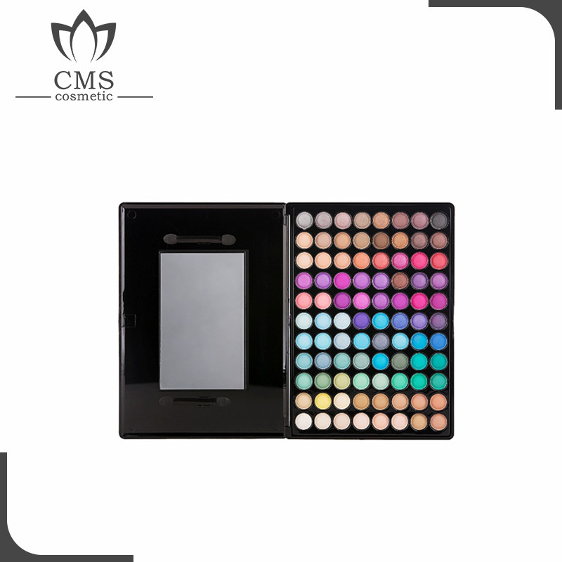 88 colors shadows palette custom eyeshadow palette eye shadow palette no logo no brand