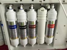 RO filters each set contain 4 pcs of ro filter in color box