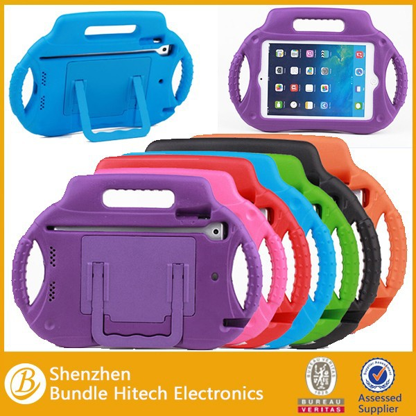 kids gifts radio design shockproof EVA case for ipad mini