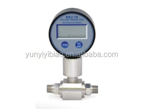 Gas Liquid LED Digital Pressure Gauge