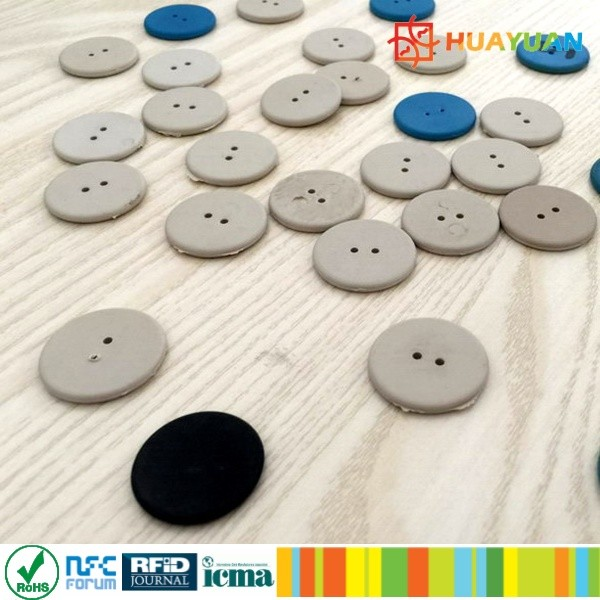 High temperature resistant PPS RFID washable TK4100 laundry tag