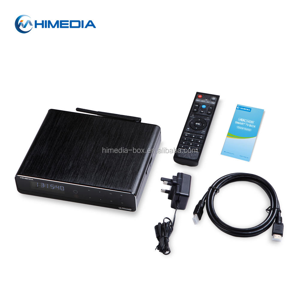 Himedia Q10 pro smart tv box Android stick TV Box Kodi 16.0 box with add on OTA update