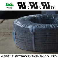 UL2651 COPPER CONDUCTOR PVC INSULATION HIGHLY FLEXIBLE FLAT CABLE 18AWG