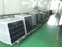 JCN best portable solar panel caravan solar panels manufacturer