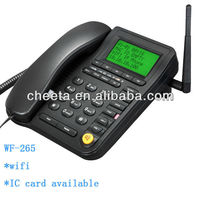 Long Range Cordless Telephone With Wifi