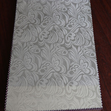 Top quality hometextile hotel bath woven jacquard curtain fabric
