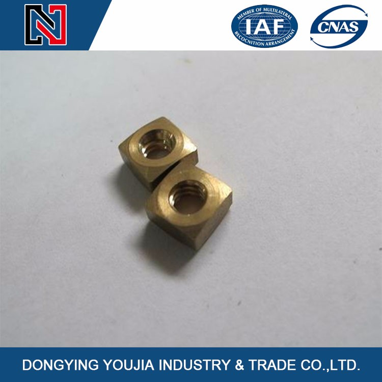 Stainless steel High strength square track nut