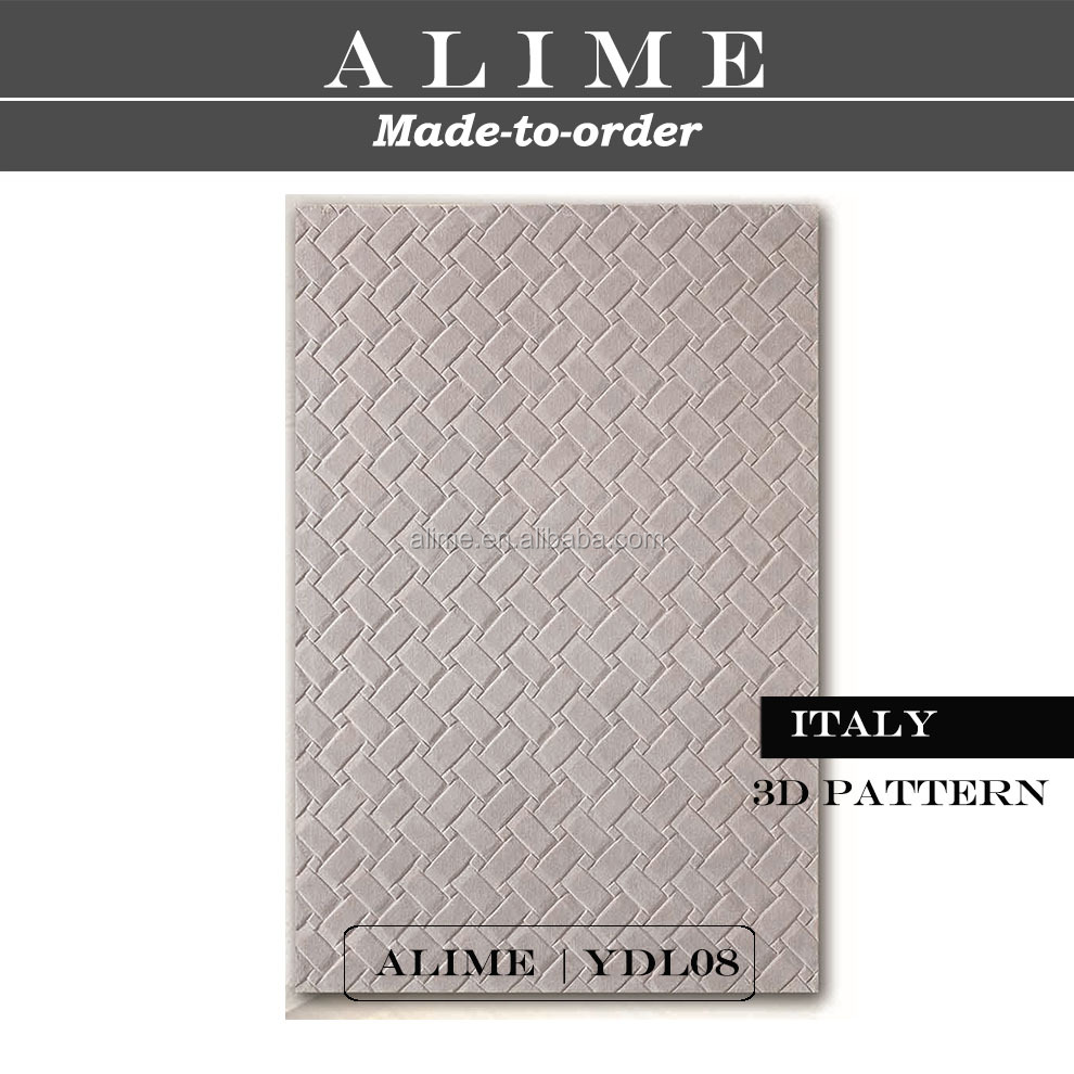 ALIME YDL08 custom pattern carpet collection 3d rugs