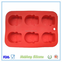 Eco-Friendly Feature silicone molds for microwave cake