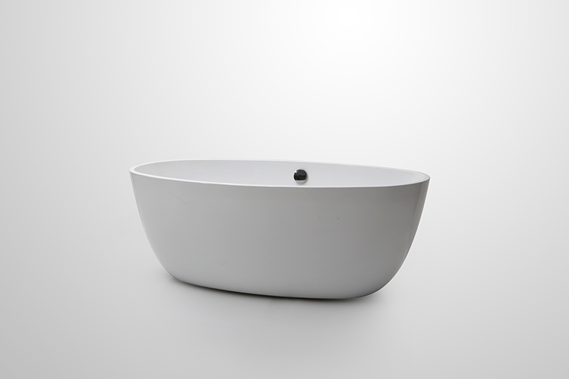 Baolong brilliant acrylic bathtub sanitary ware /BL1025D