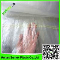 hot sale UV resistant transparent plastic greenhouse film with cheap price