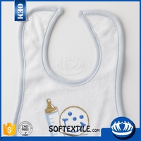 china supplier Effective terry make baby bibs