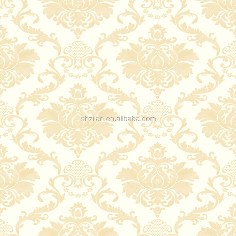 Chinese manufacturer PVC vinyl wallpaper for room decoration