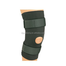 Adjustable Neoprene Knee Support Brace with Basic Open Patella Stabilizer Kneecap Support and Lateral Stabilizers