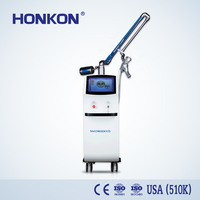 Salon Use Vagina Fractional Co2 Laser Medical Device For Skin Tightening And Pore Remover