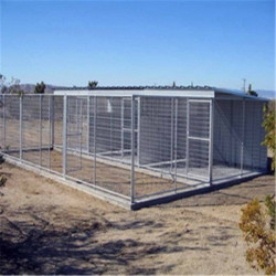 Galvanized Dog Kennel/Gate Panel(china factory )