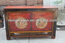 Chinese Reproducts Antique Furniture-Hand Painting wood Cabinet/Chinese Antique Furniture