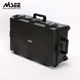 Hard plastic tool case clear a4 plastic hard case big hard case for laptop