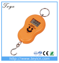 new style portable luggage scale with hanging scale Amazon hot sell