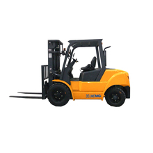 High Quality XCMG Hot selling 4t capacity forklift diesel forklift 4 t with original Japan engine ISUZU