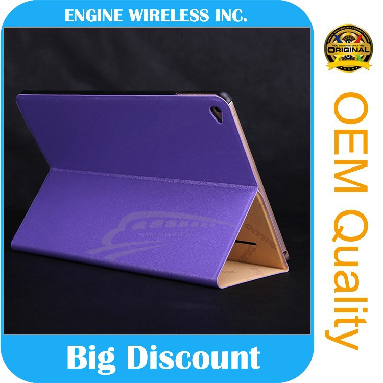 wholesale western cowboy leather case for the new ipad genuine