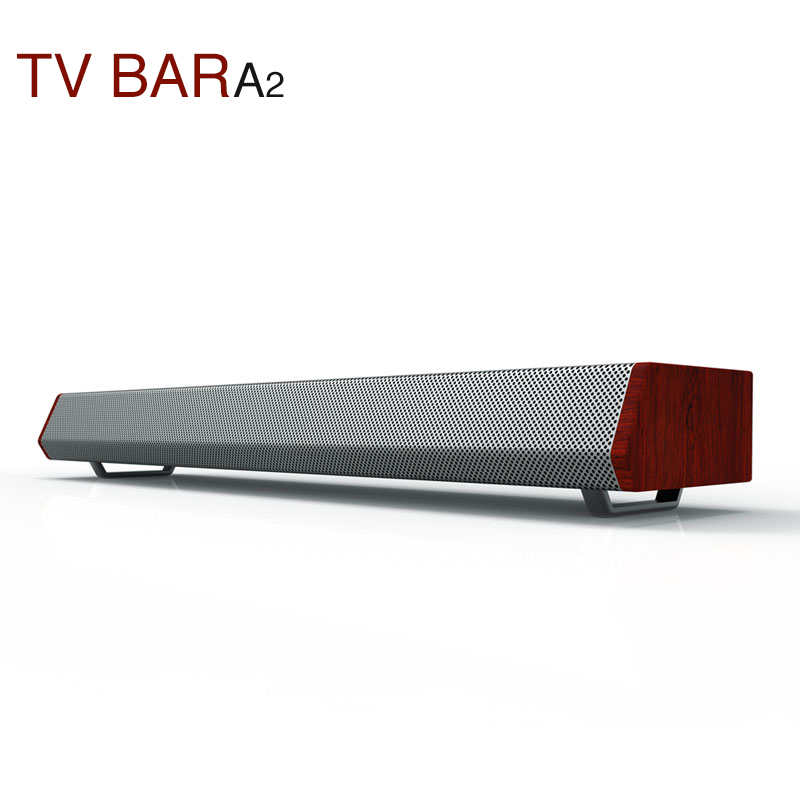 High quality Ipremium TV Bar Soundbar Bluetooth Speaker Set Top Receiver+amplifier with Android DVB-S2+T2/C
