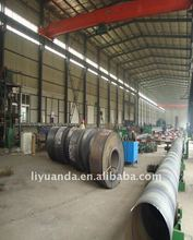 Gulf-area spiral steel pipe