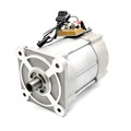 72V 96V 144V 10KW electric car motor ,controller and accelerator