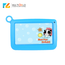 Wholesale Cheap Preschool Children Friendly HD 1024*600 Quad Core 8GB Android 7 inch Kids Learning Pad Tablet PC For Toddlers
