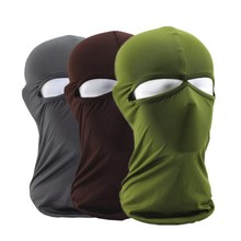 Cycling windproof Mask CS face mask Breathable Outdoor Sports Military camo balaclava