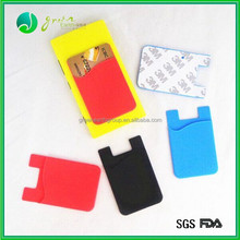 2015 Special 3M wallet card holder leather case for iphone 5 5g